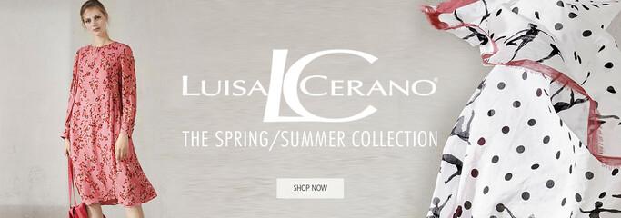 Shop Luisa Cerano