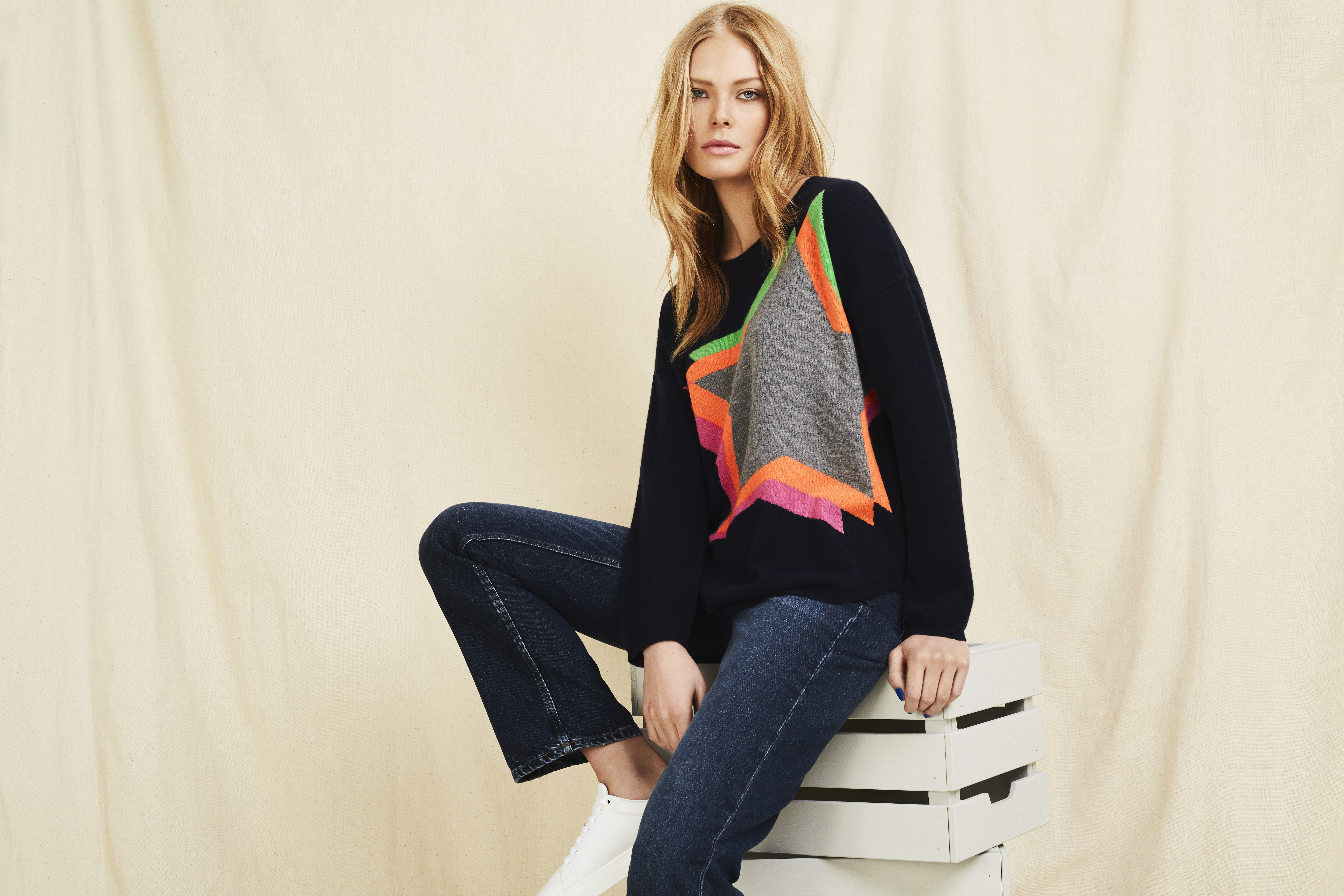 Showstopping Knitwear from Wyse London