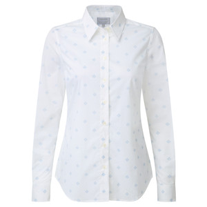 Norfolk Shirt Amalfi Blue