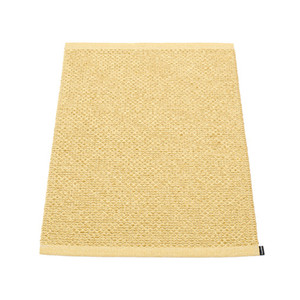 Svea Reversible Rug - 60x85cm Met Gold/Pale Yellow