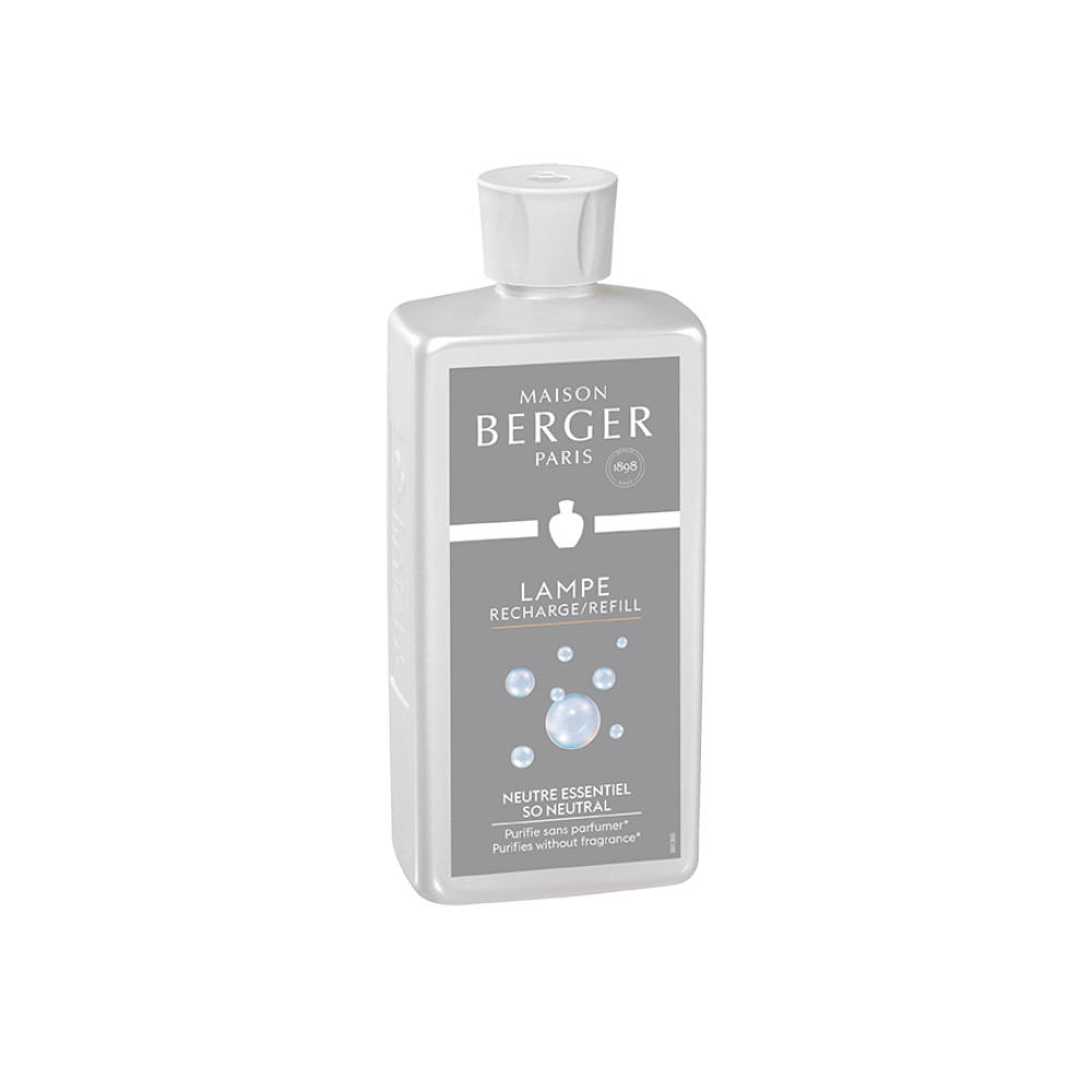 Lampe Berger So Neutral Fragrance Bottle Refill - 500ml N/A