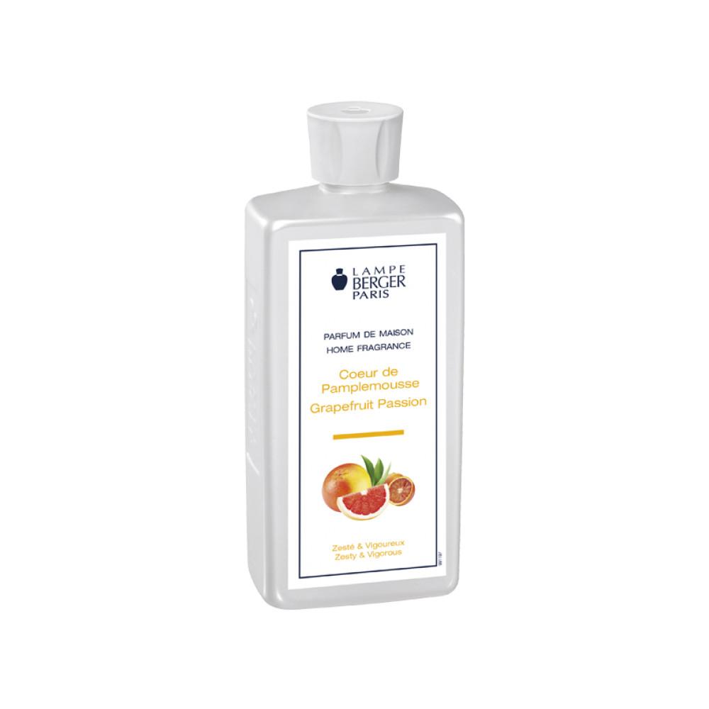Lampe Berger Grapefruit Passion Fragrance Bottle Refill - 500ml N/A