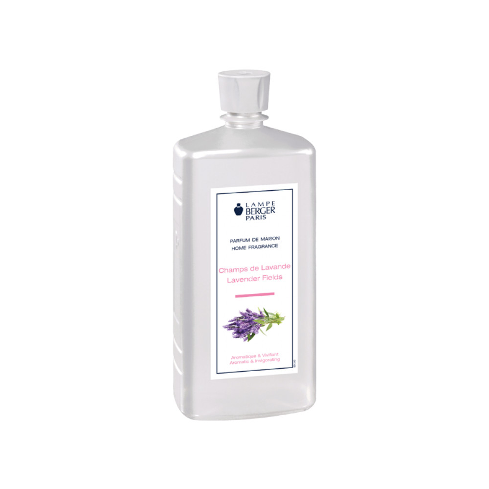 Lampe Berger Lavender Fields Fragrance Bottle Refill - 1 Litre N/A