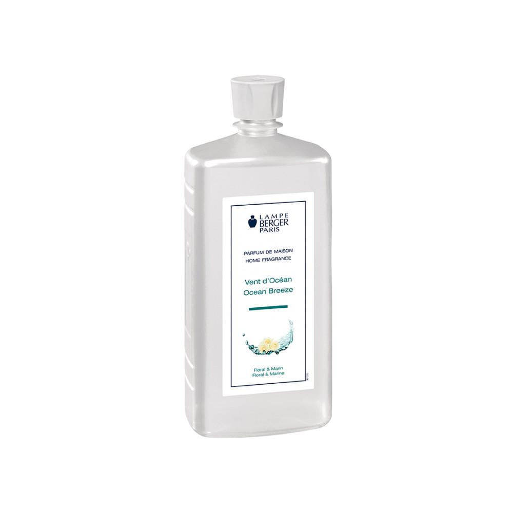 Lampe Berger Ocean Breeze Fragrance Bottle Refill - 1 Litre N/A