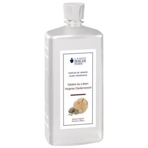 Virginia Cedarwood Fragrance Bottle Refill - 1 Litre
