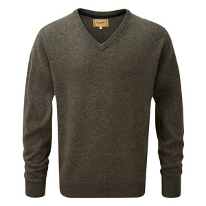 Lambswool V Neck Mole