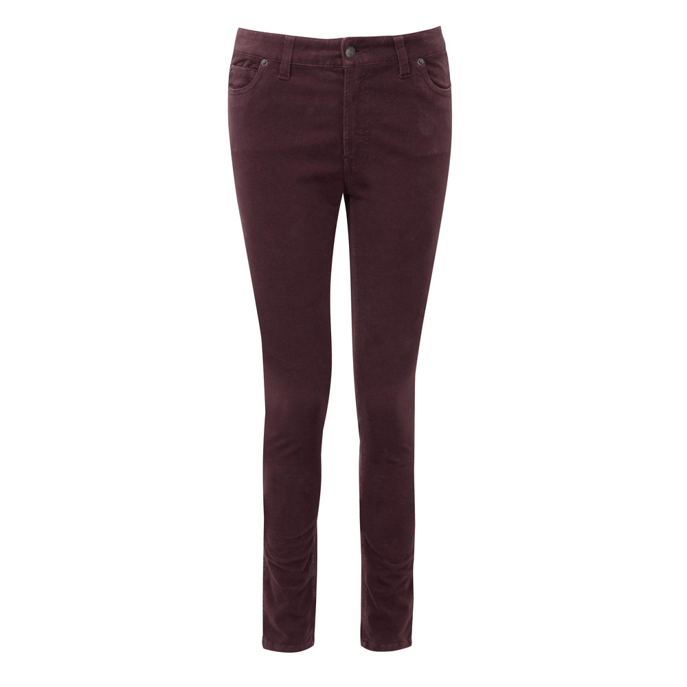 Schoffel Country Cheltenham Cord Jean Mulberry
