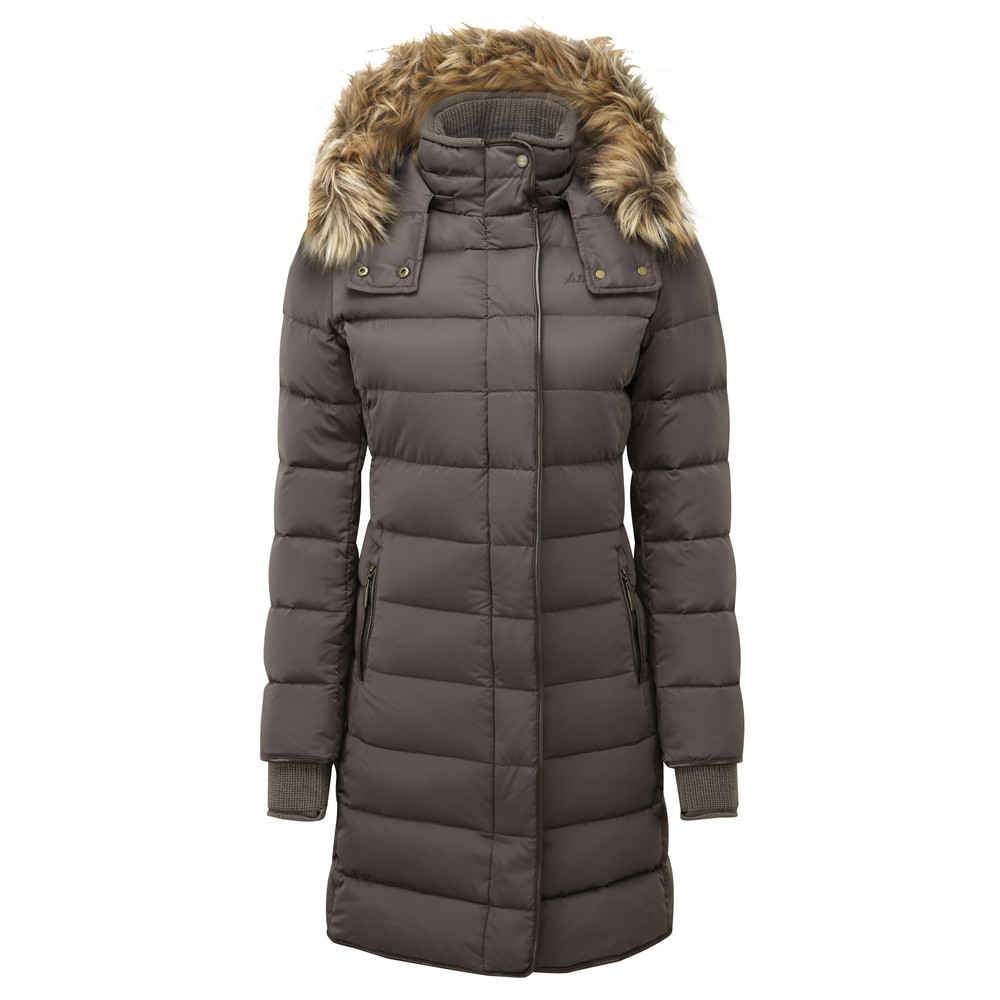 Schoffel Country Mayfair Down Coat Juniper