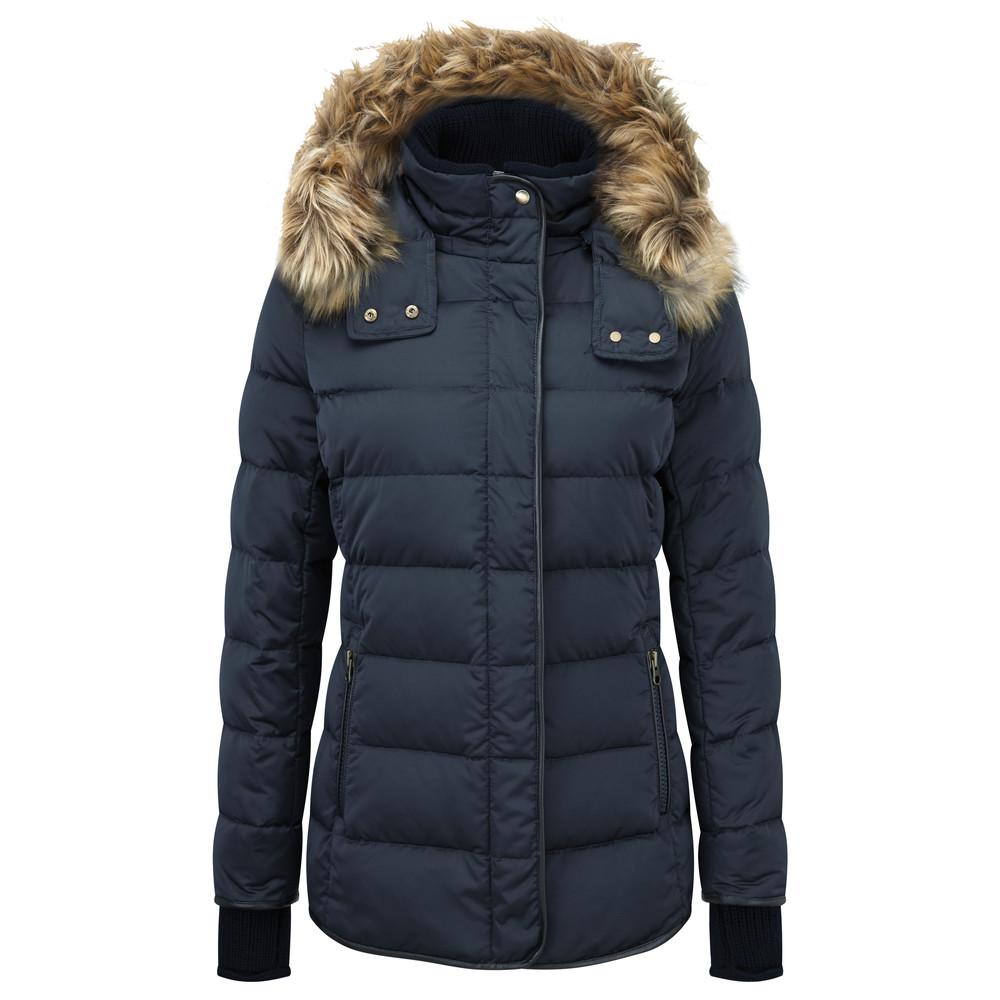Schoffel Country Kensington Down Jacket Navy Blue