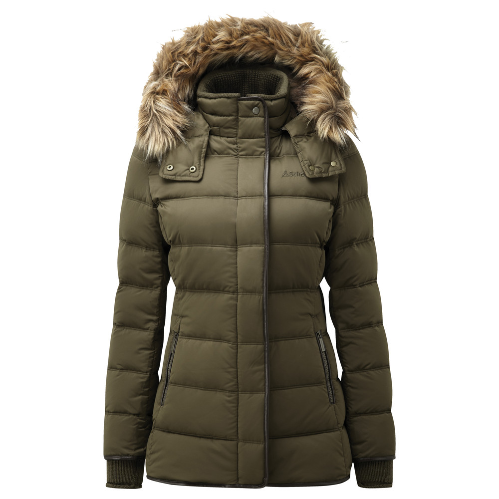 Schoffel Country Kensington Down Jacket Olive