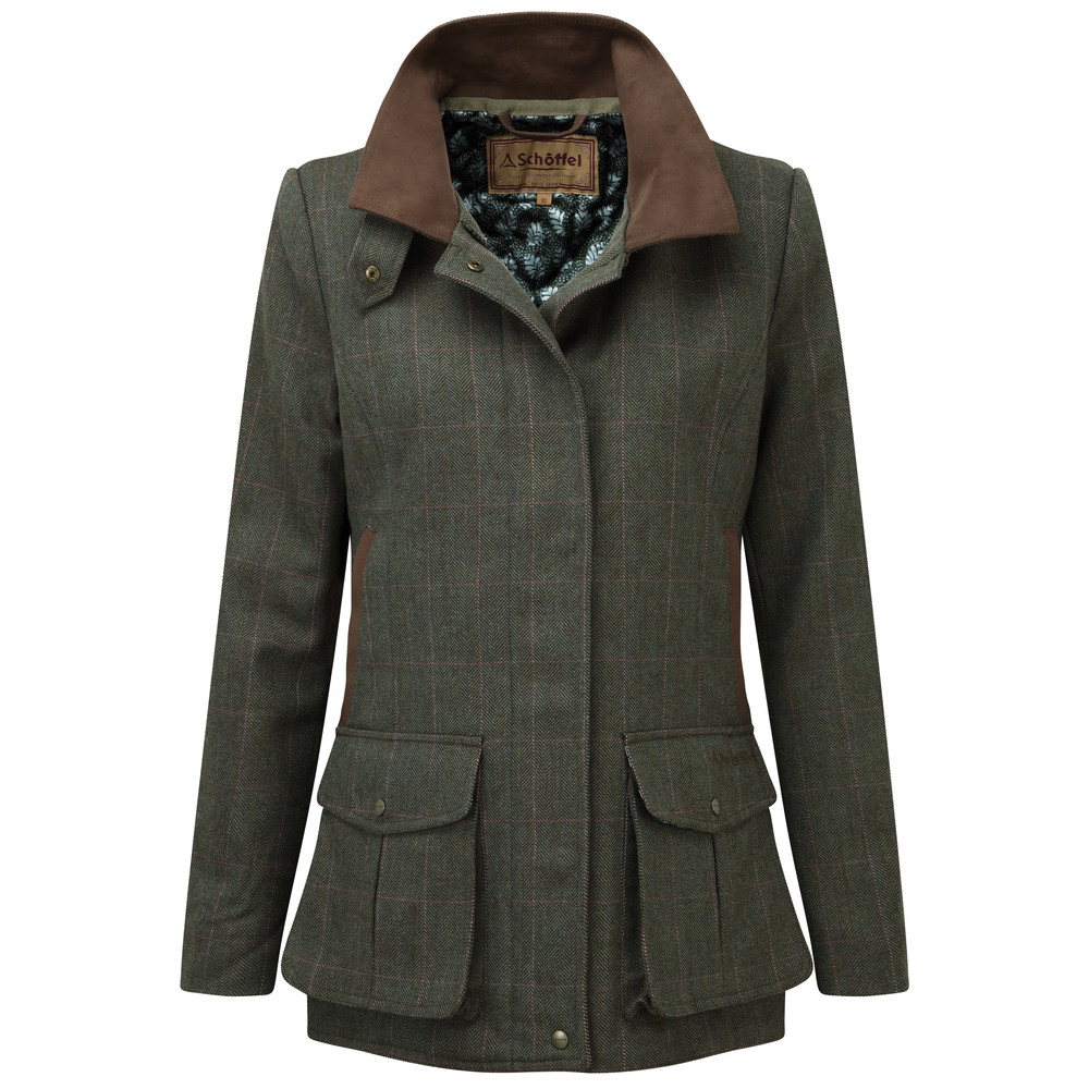 Schoffel Country Lilymere Jacket Cavell Tweed