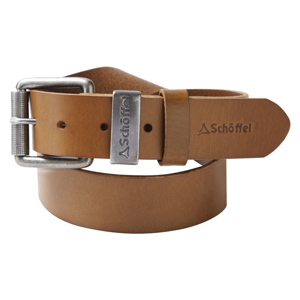 Schoffel Country Leather Belt Tan