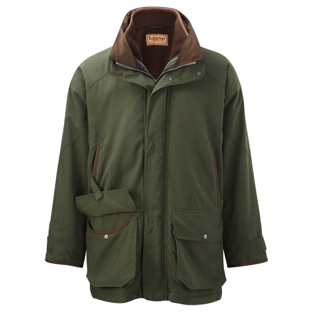 Schoffel Country Ptarmigan Interactive Coat Hunter