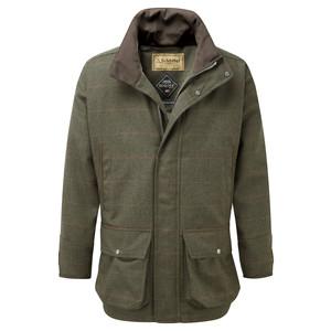 Ptarm Tweed Coat