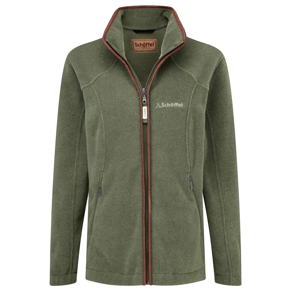Schoffel Country Burley Ladies Fleece Fern