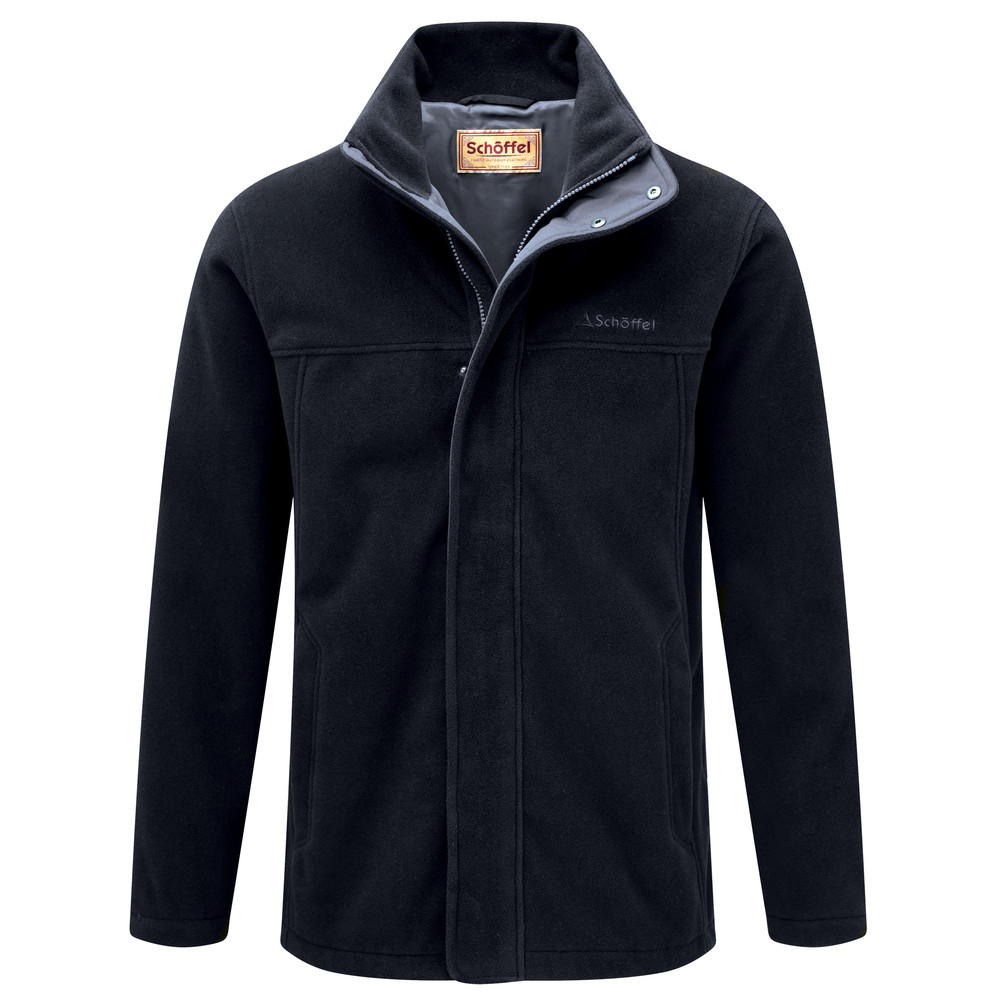 Schoffel Country Mowbray Fleece Navy
