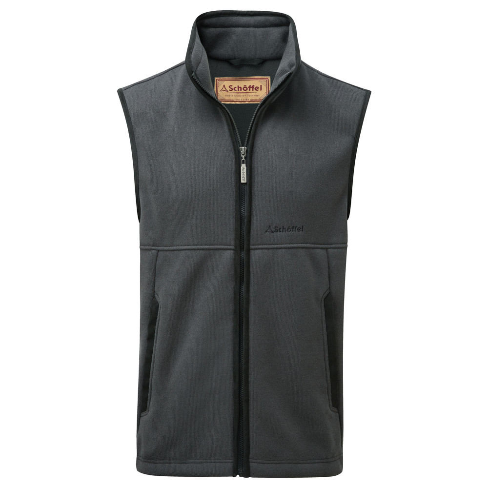 Schoffel Country Fulham Gilet Charcoal