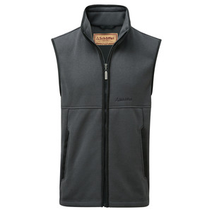 Schoffel Country Fulham Gilet in Charcoal