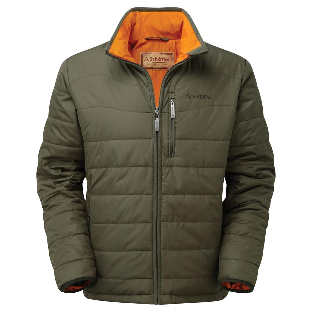Schoffel Country Harrogate Jacket Olive Marl