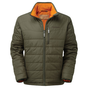 Harrogate Jacket Olive Marl