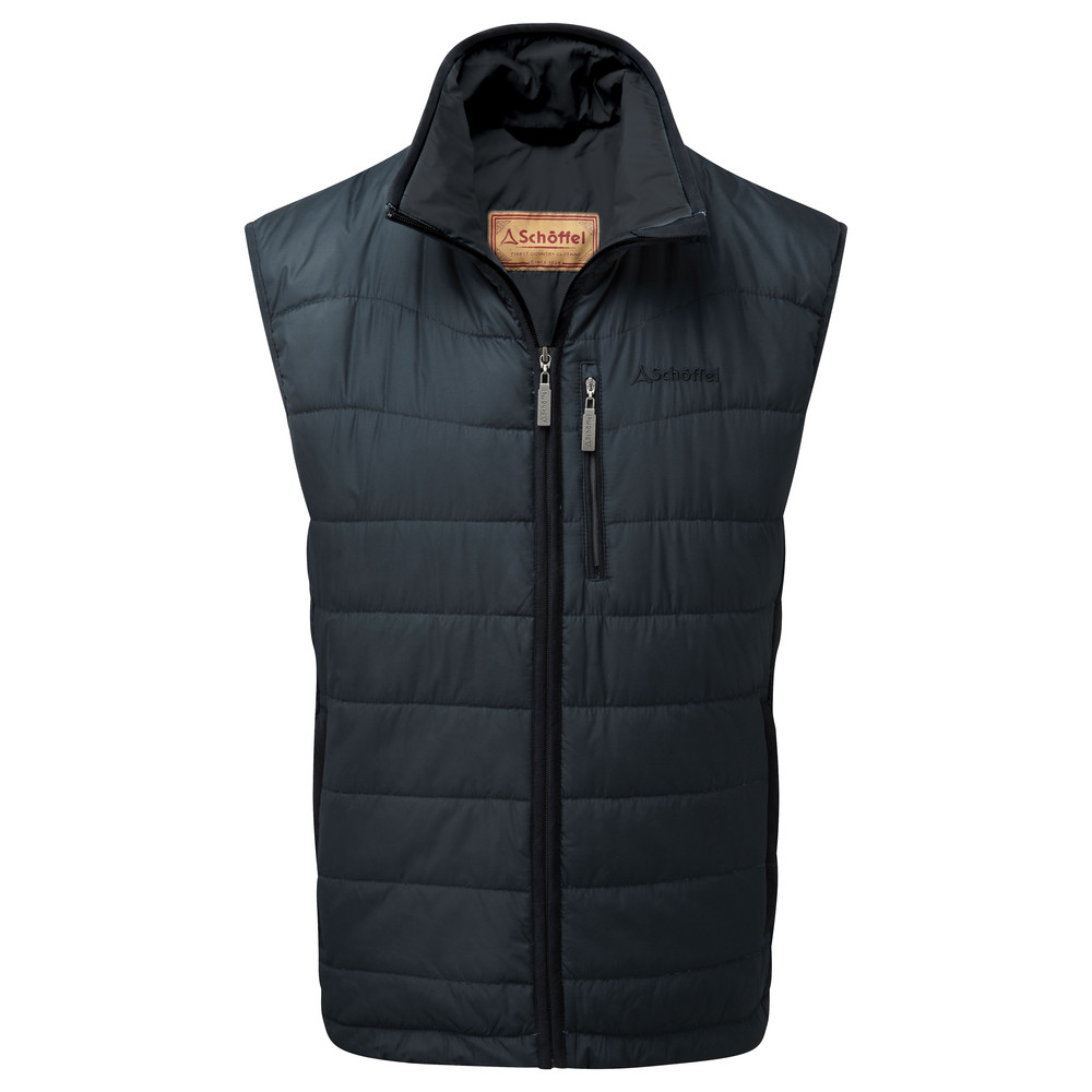 Schoffel Country York Gilet Navy Blue