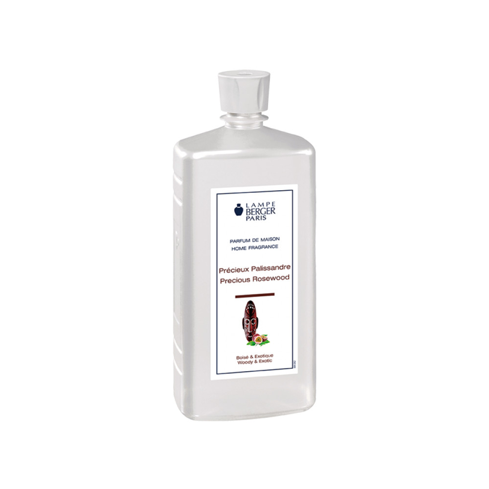 Lampe Berger Precious Rosewood Fragrance Bottle Refill - 1 Litre N/A