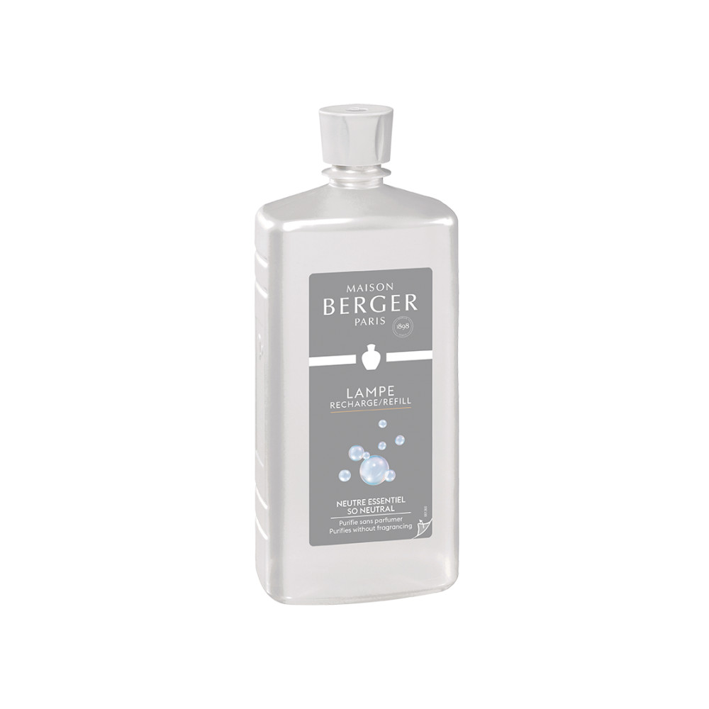 Lampe Berger So Neutral Fragrance Bottle Refill - 1 Litre N/A