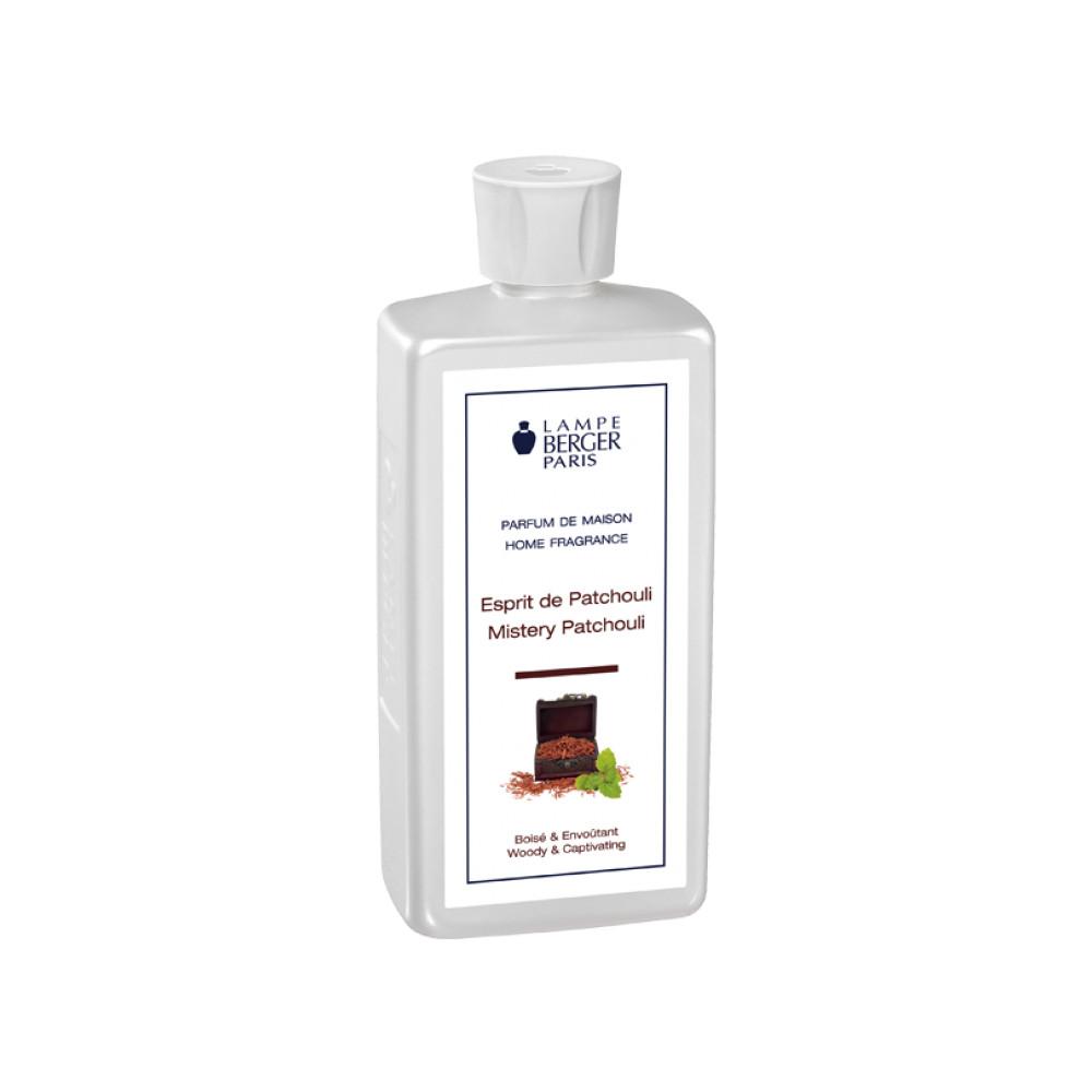Lampe Berger Mystery Patchouli Fragrance Bottle Refill - 500ml N/A