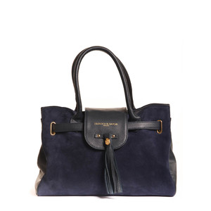 The Windsor Handbag Navy Blue