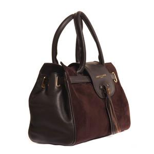 Fairfax & Favor The Windsor Handbag Chocolate