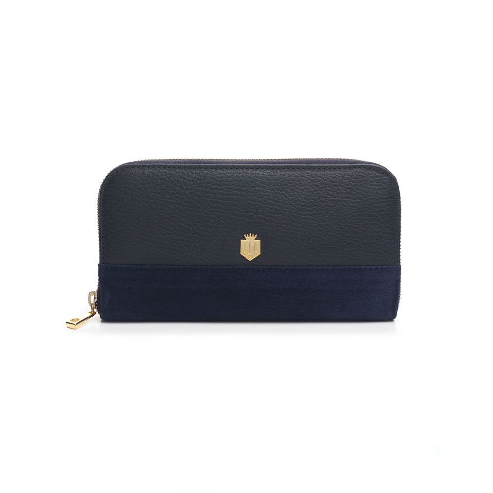 Fairfax & Favor Salisbury Purse Navy