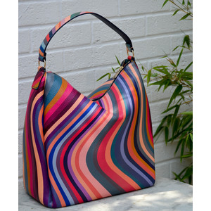 Swirl Hobo Bag Multicolour