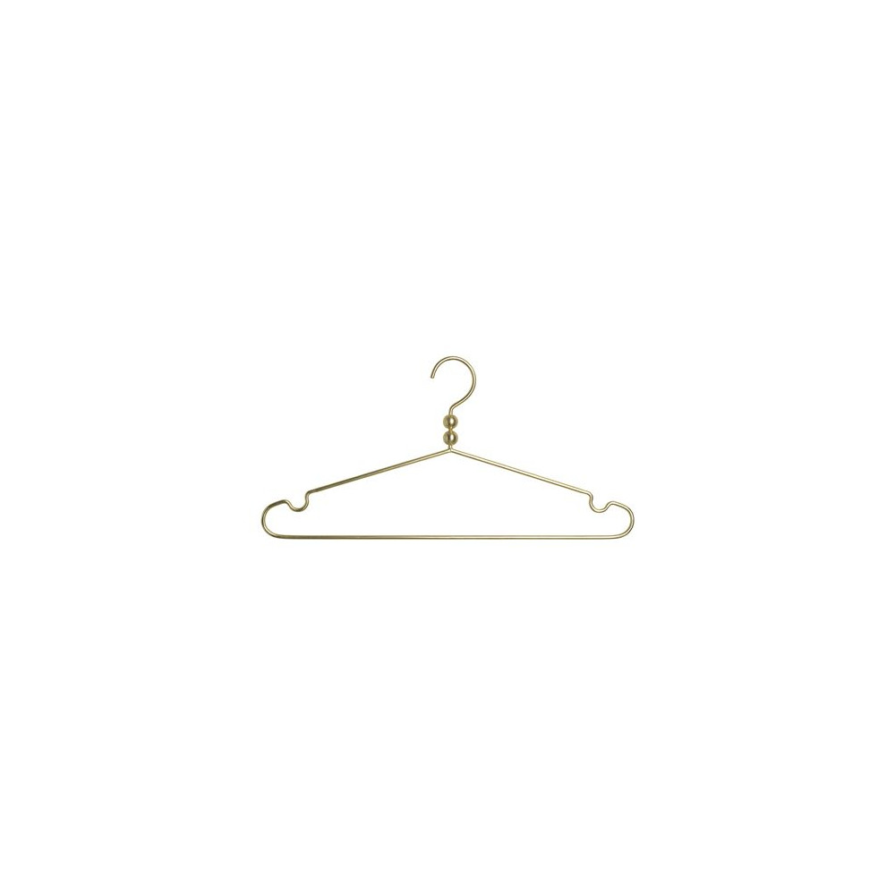 Cozy Living Helene Hanger Set of 3 Gold