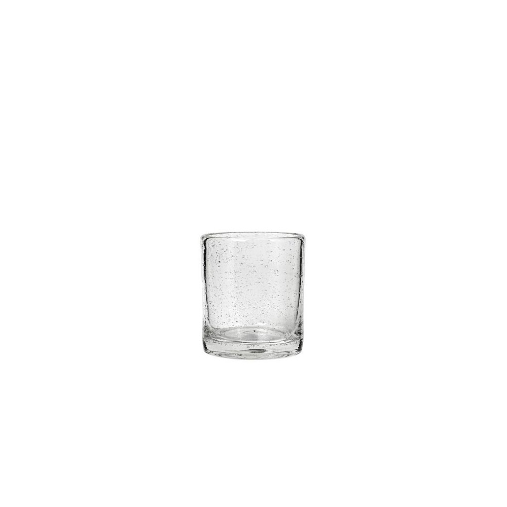 Cozy Living Mexico Bubble Glass Clear