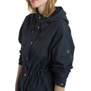 Mornington Parka W/Hood Navy