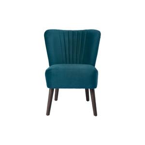 Velvet Lounge Chair