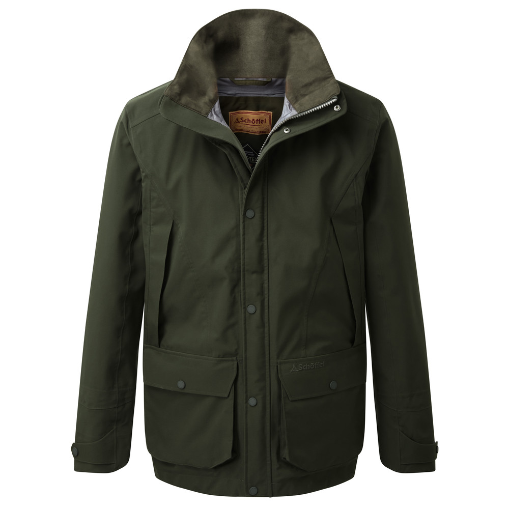 Schoffel Country Ptarmigan Pro Coat Forest