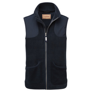 Gunthorpe Fleece Gilet Navy