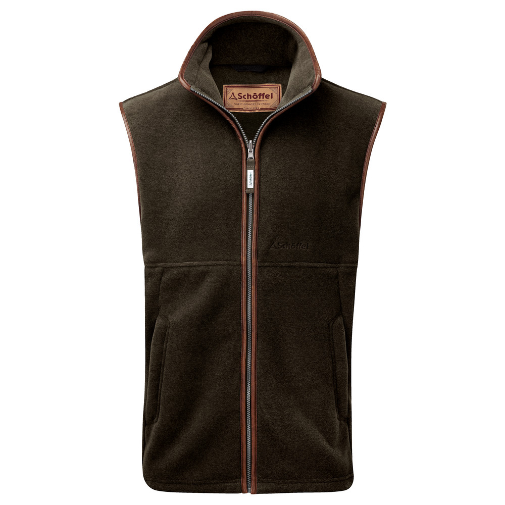 Schoffel Country Oakham Gilet Dark Olive