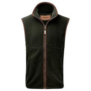 Schoffel Country Oakham Gilet in Forest