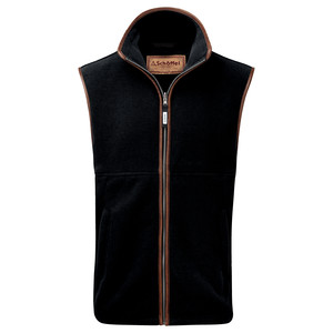 Schoffel Country Oakham Gilet in Gunmetal