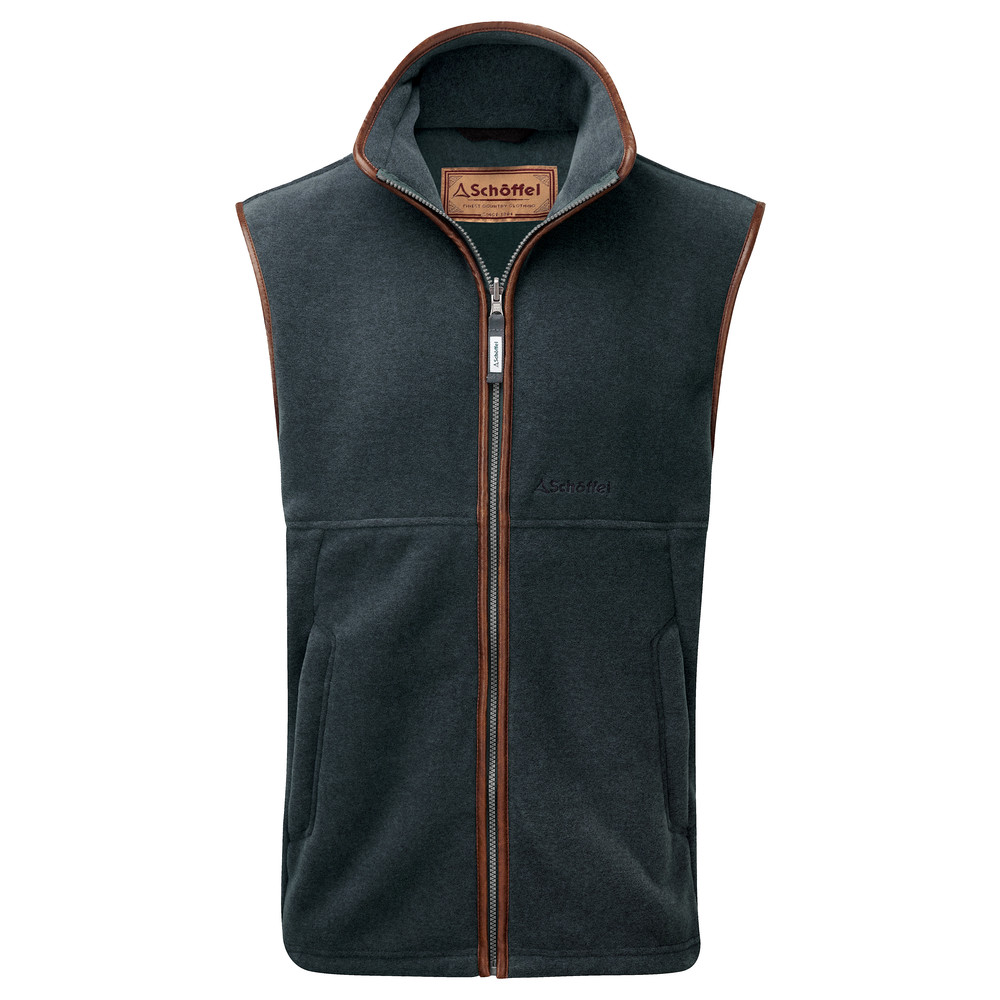 Schoffel Country Oakham Gilet Kingfisher