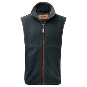 Schoffel Country Oakham Gilet in Kingfisher