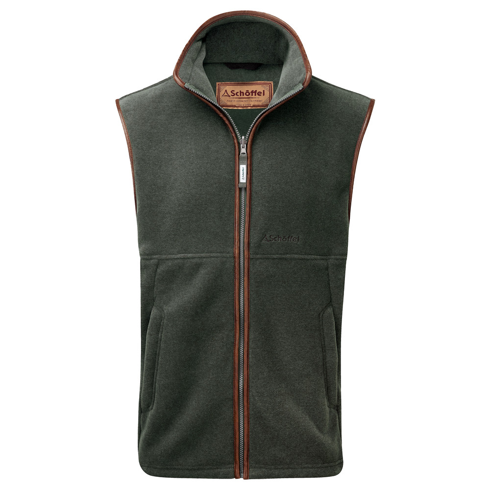 Schoffel Country Oakham Gilet Lincoln Green