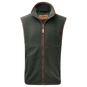Oakham Gilet Lincoln Green