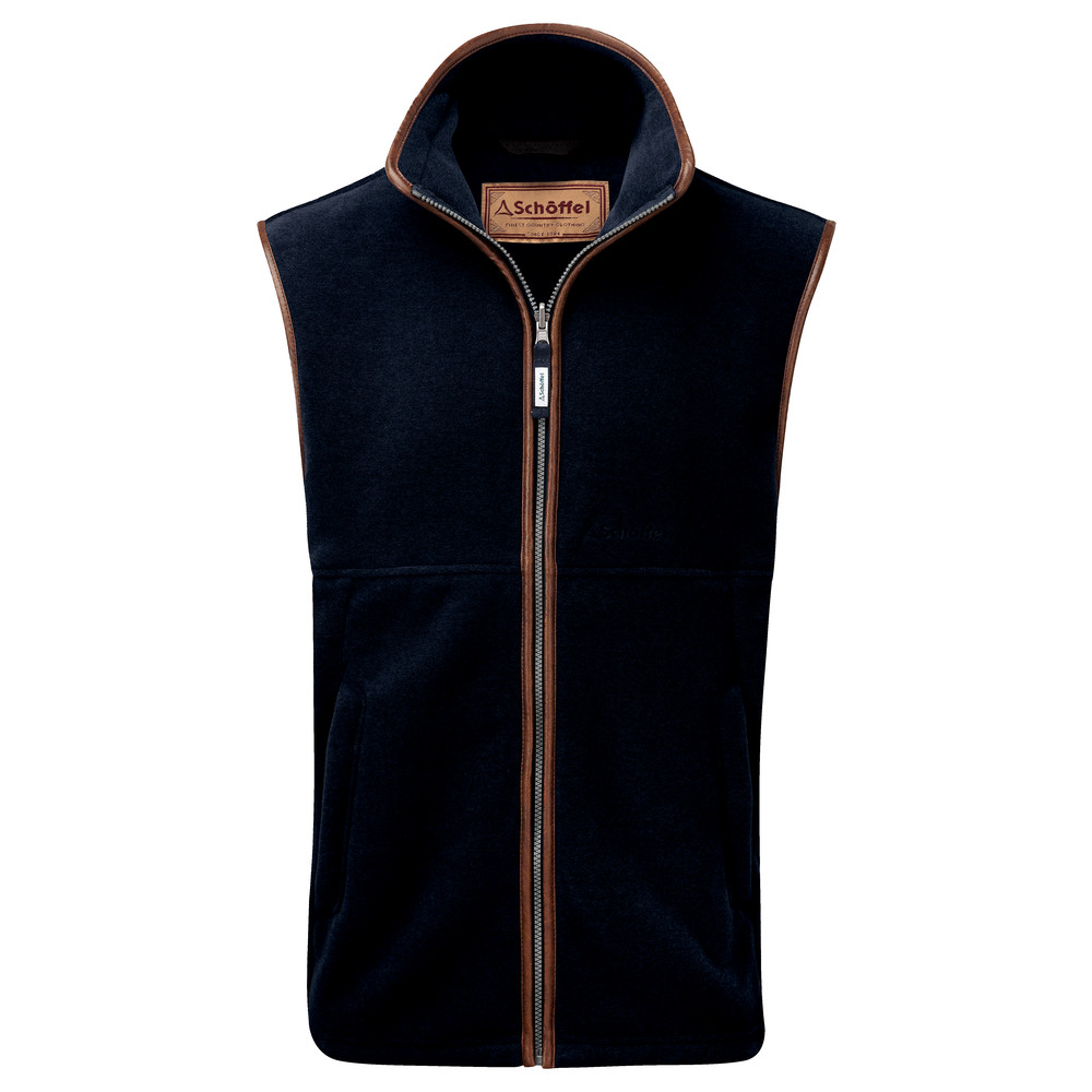 Schoffel Country Oakham Gilet Navy