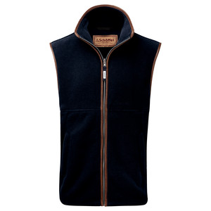 Schoffel Country Oakham Gilet in Navy