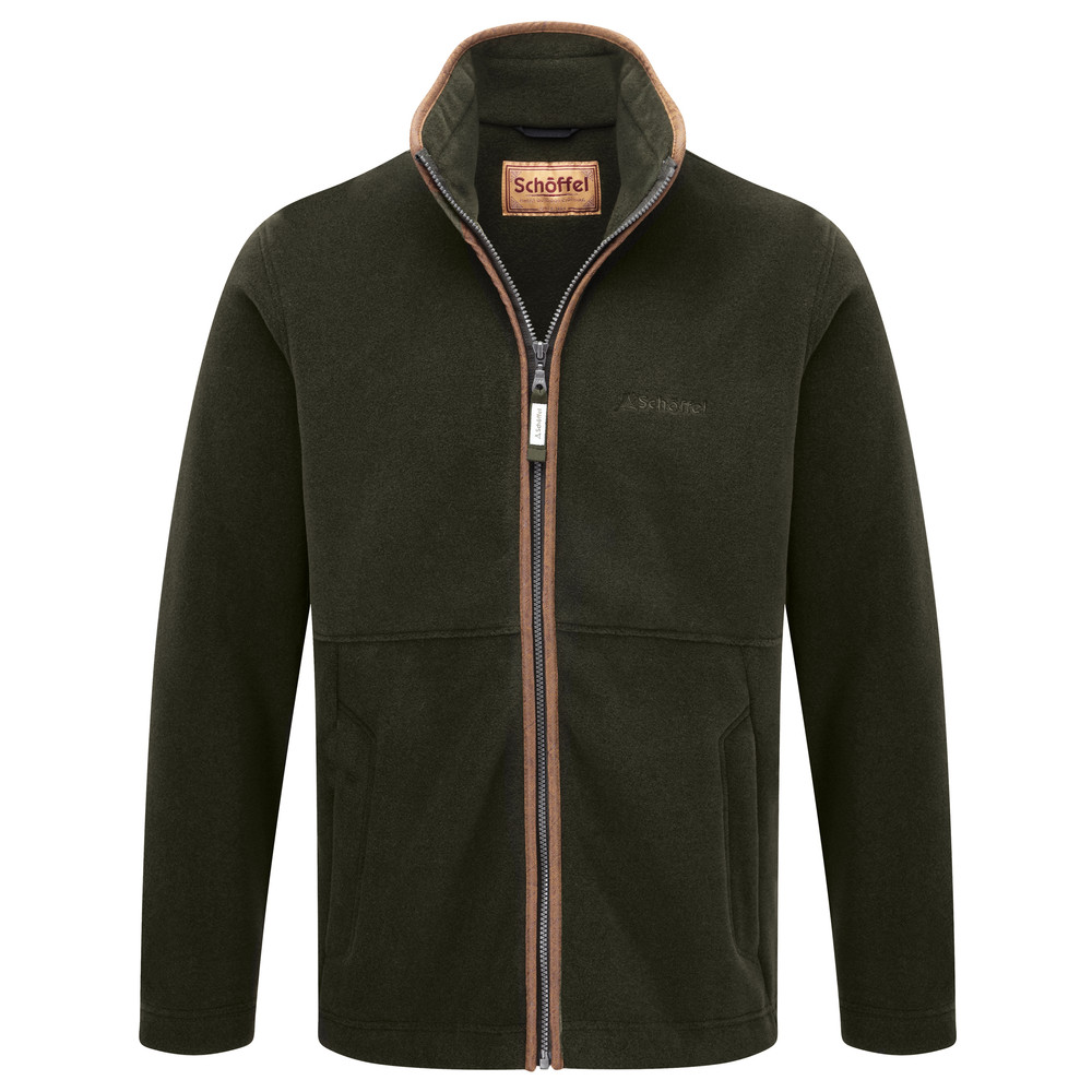 Schoffel Country Cottesmore Fleece Jacket Forest