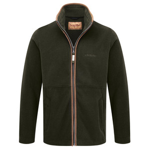 Cottesmore Fleece Jacket Forest