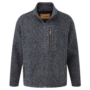 Roxburgh Fleece Jacket Deep Blue